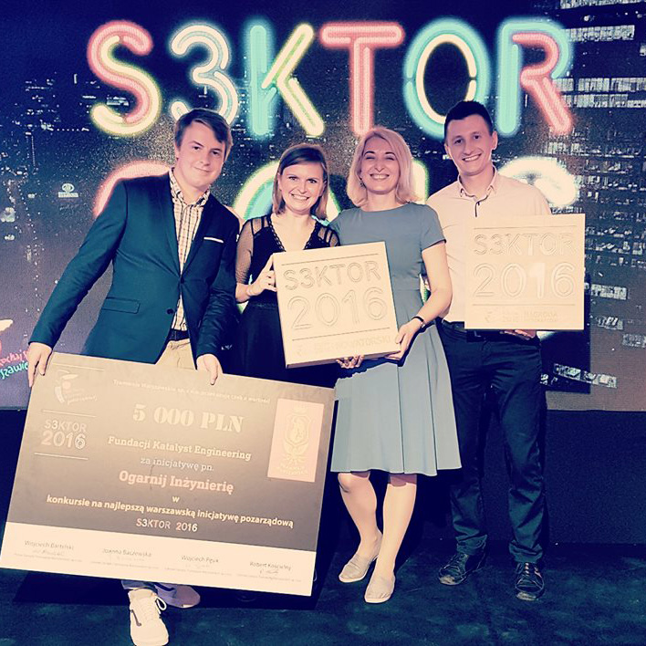 The Gotta Get Engineering program won two awards in the S3KTOR 2016 competition